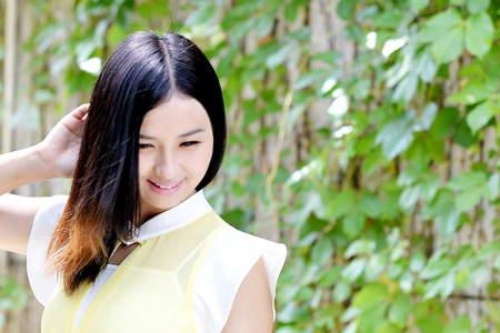 心無城府嬌小動人的湖南新娘