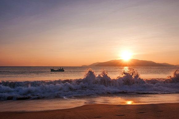 來到越南一定不能錯過:藍天碧水芽莊跳島遊