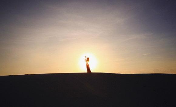 來到越南一定不能錯過:蒼茫沙丘上靜觀日落